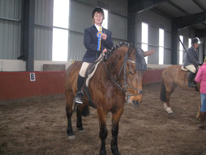 Latest News From Upper Mace Equestrian Riding School